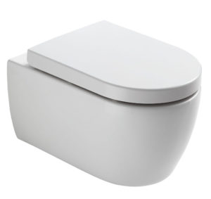 Nu-Line Wall Hung WC Pan
