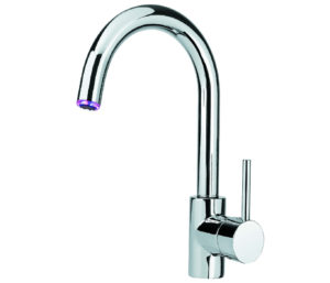 LED Single Lever Sink Mixer