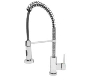 Spring Pull Out Single Lever Sink Mixer