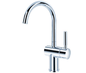 Sleek Side Lever Sink Mixer