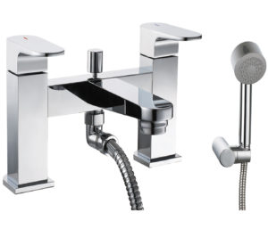 Base Bath Shower Mixer with Kit