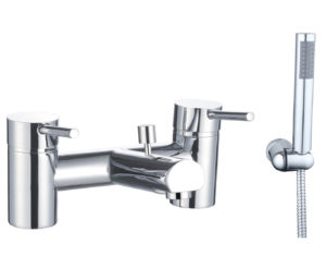 Eco Bath Shower Mixer with Kit