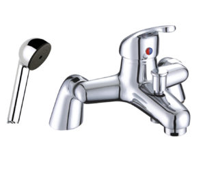 XY Bath Shower Mixer with Kit