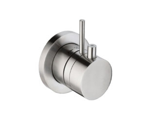 Inox 1 Outlet Mixer