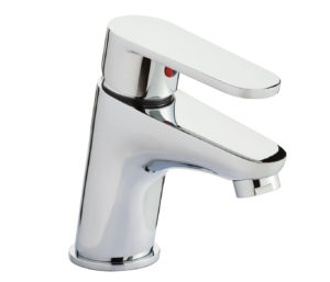 Icon Single Lever basin mixer without pop up waste