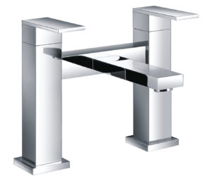 Athena Deck Mounted Bath Filler