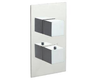 Athena 2 Outlets Thermostat