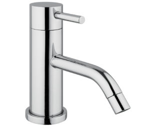 Florence Round Single Lever Basin Mixer