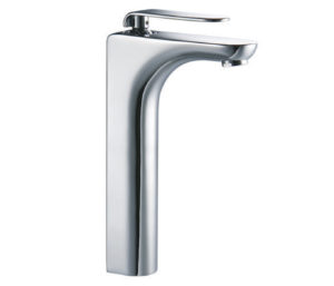 Vue Tall Single Lever Basin Mixer
