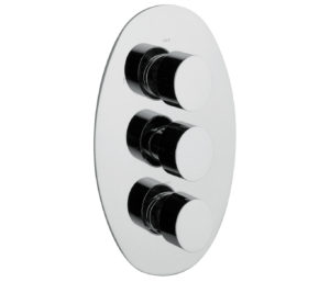 Ovaline 2 Outlet Thermostat