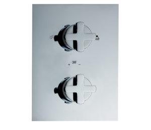 Antler 2 Outlet Thermostat