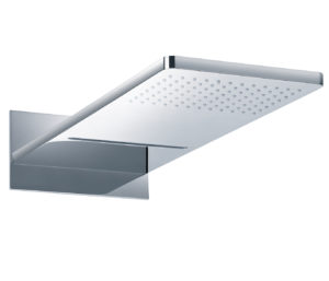 Cascata Overhead Shower - Dual Function