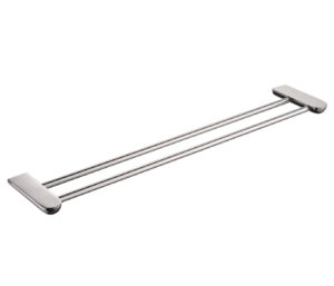 Vue Twin Towel Rail