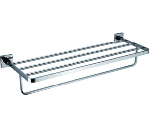 Mode Towel Shelf with Bar