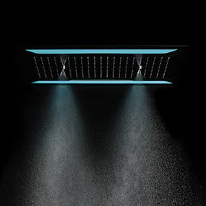 Aquamist Overhead Showers