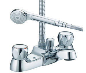 Astra Bath Shower Mixer with Kit