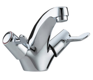 Astra-CD Basin Mixer with Pop up Waste