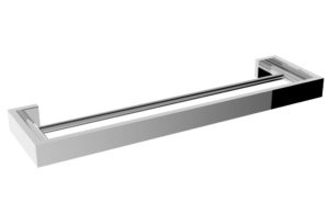 Athena Twin Towel Bar