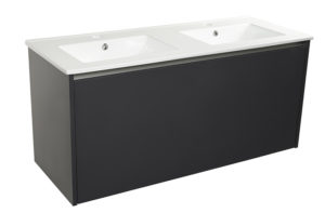 City 1200 Unit, internal draw, sensor, bottom light anthracite
