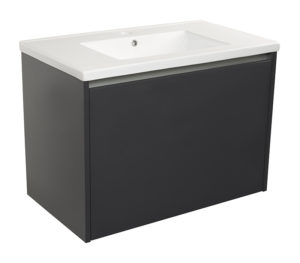 City 800 Anthracite with internal draw, sensor, bottom light