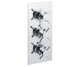 Cross 3 Outlet Thermostat