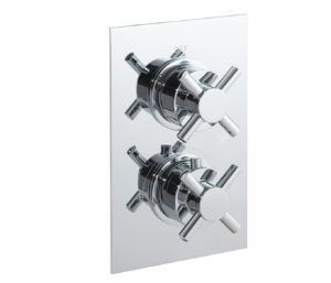 Cross 2 Outlet Thermostat