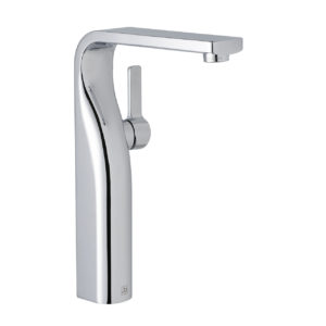 Curve Single Lever Tall Basin Mixer