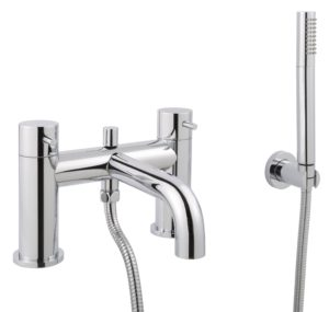 Florence Bath Shower Mixer with Kit