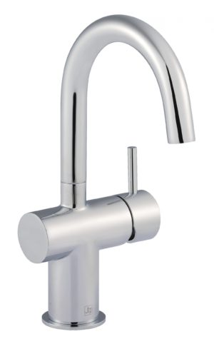 Florence Side Lever Basin Mixer