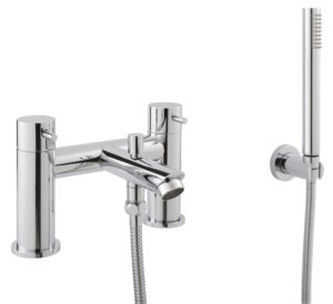 Fonti Deck Mounted Bath Shower Mixer