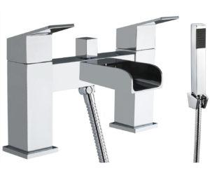 Gleam Bath Shower Mixer with Kit