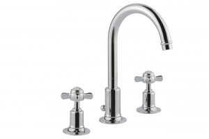 Grosvenor Pinch 3 Hole Basin Mixer