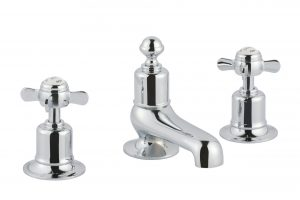 Grosvenor Pinch 3 Hole Bath Filler