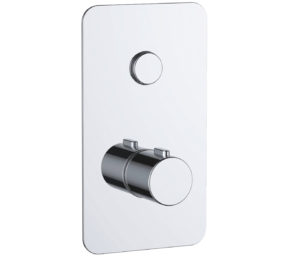 Hugo 1 Outlet Touch Thermostat