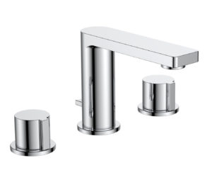 Hugo Deck Mounted Basin Mixer