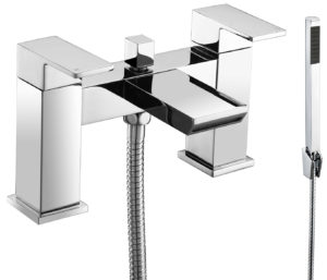 Lava Bath Shower Mixer with Kit