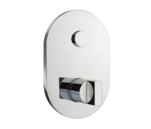 Leo 1 Outlet Touch Thermostat