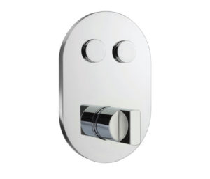 Leo 2 Outlet Touch Thermostat