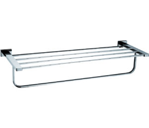 Ludo Towel Shelf with Bar