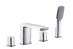 Mis 4 Hole Bath Shower Mixer