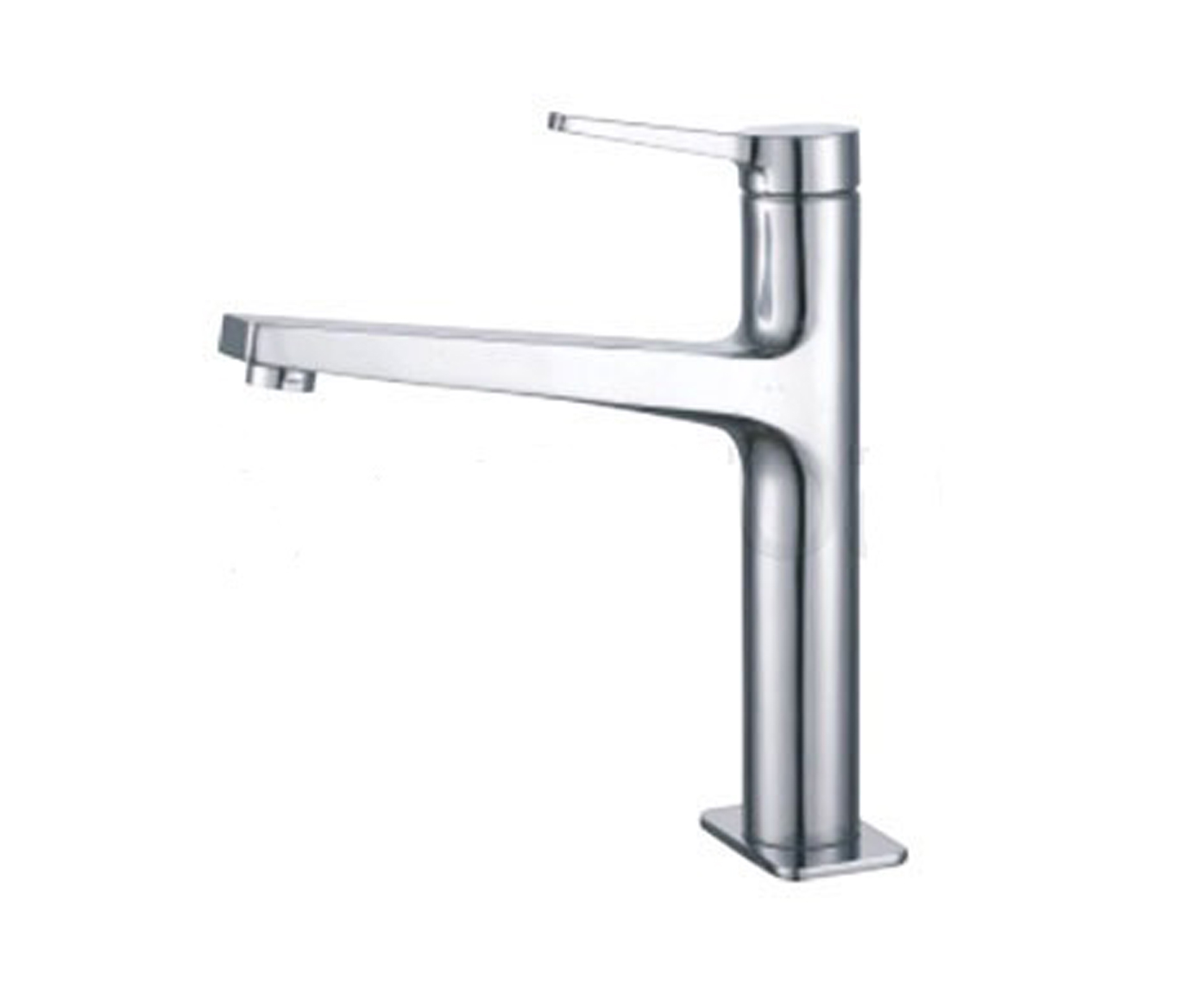 Omega High Neck Sink Mixer