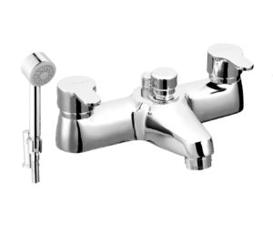 Opal Bath Shower Mixer with Kit