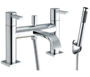 Sprint Bath Shower Mixer with Kit