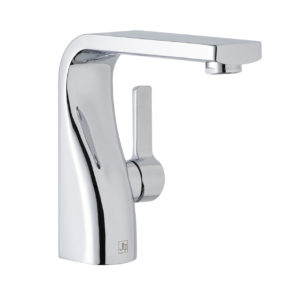 Curve Single Lever Basin Mixer