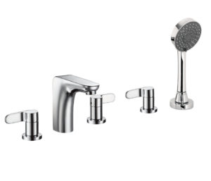 Vue 5 Hole Bath Shower Mixer