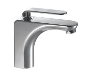 Vue Single Lever Basin Mixer