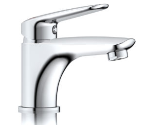 Yatin Single Lever Basin Mixer